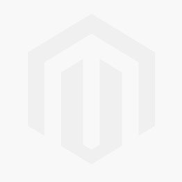 Wasbare mat Timeless 80x120 cm - Rood