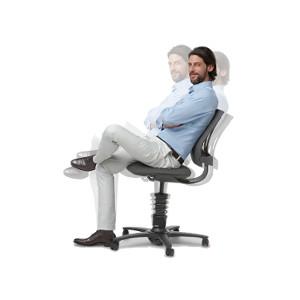 Dynamische stoelen