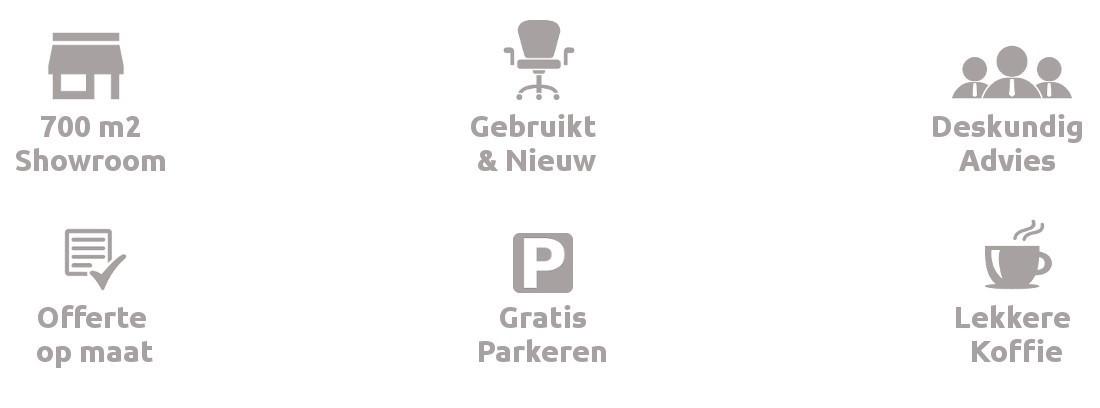 Voordelen Albeka Showroom Zoetermeer