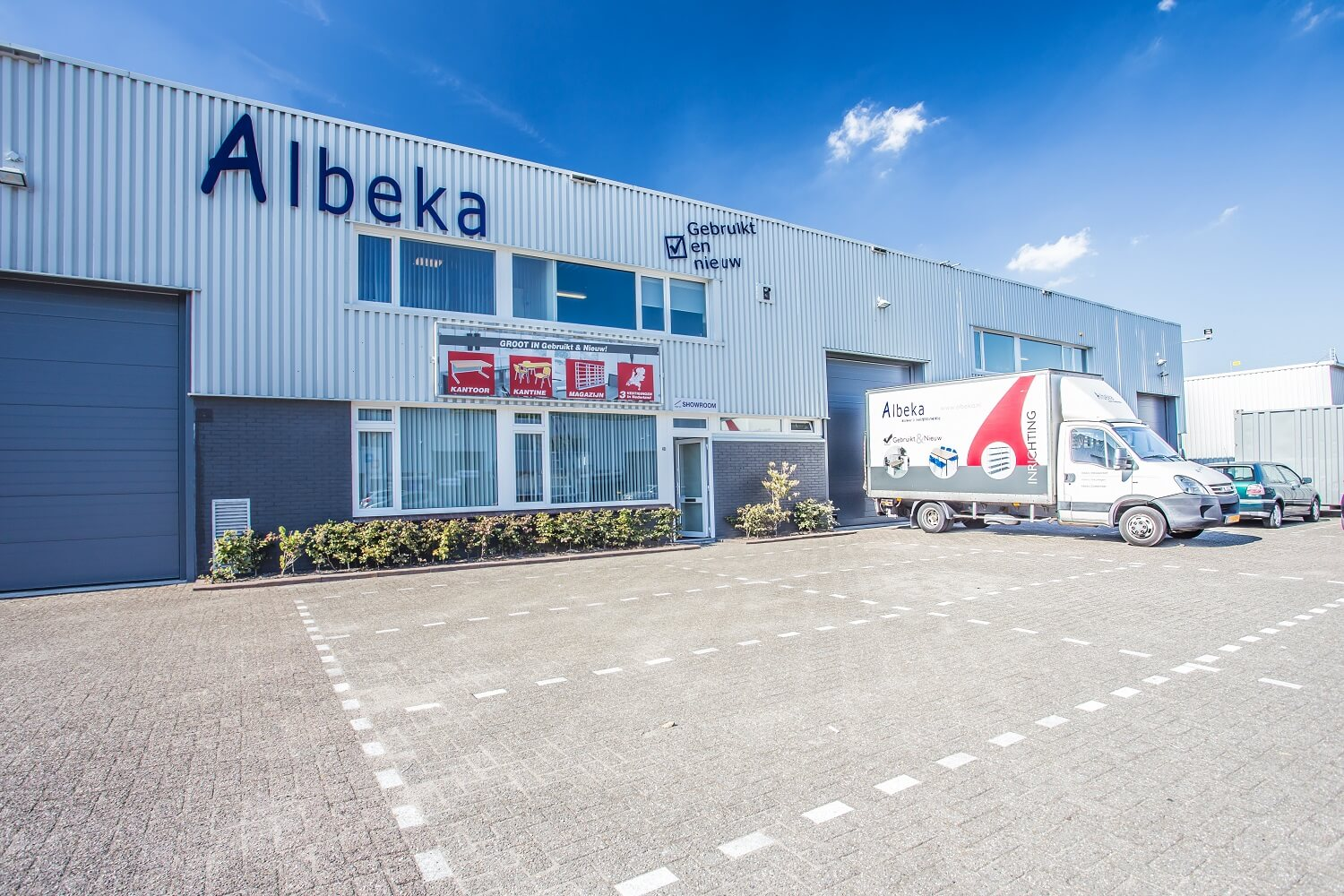 Showroom Zoetermeer